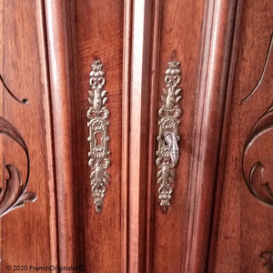 French Antique Furniture Lock and Key NZ