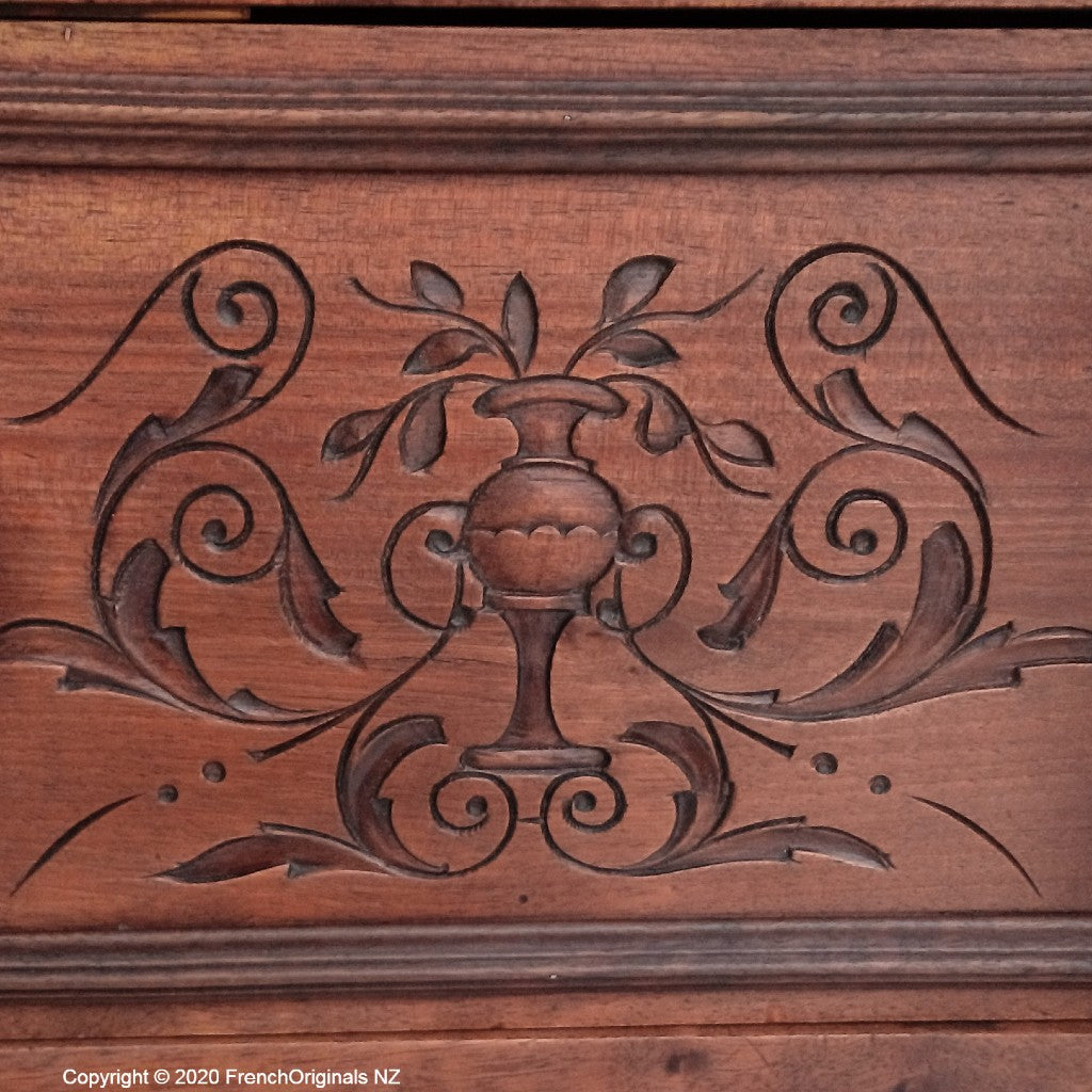 French Antique Furniture Handcarving NZ