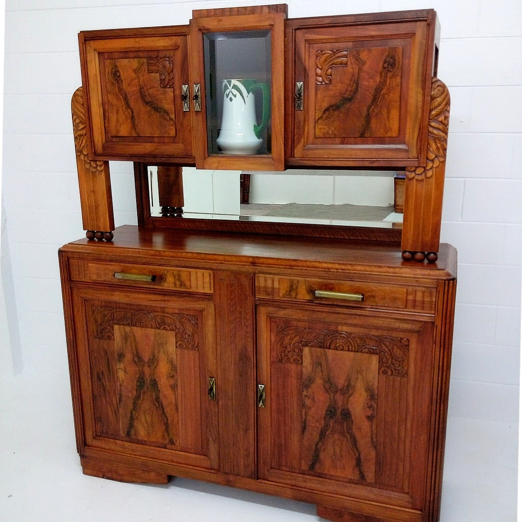 French Art Deco Cabinet NZ