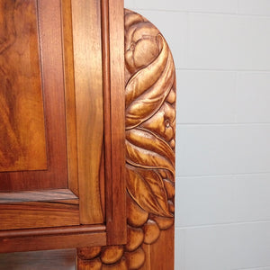 French Art Deco Carving NZ