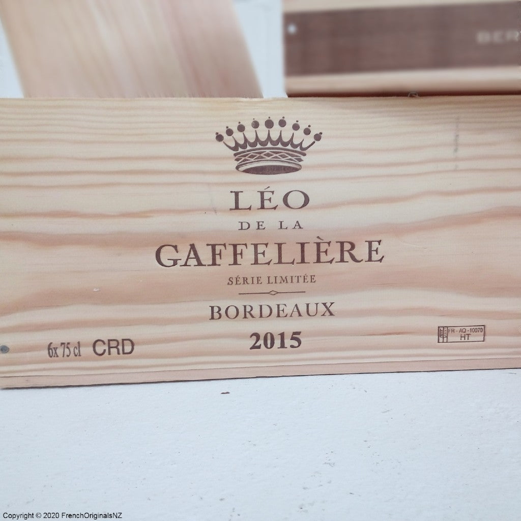 French Bordeaux Wine Box NZ
