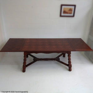 French Mid Century  Extended table NZ