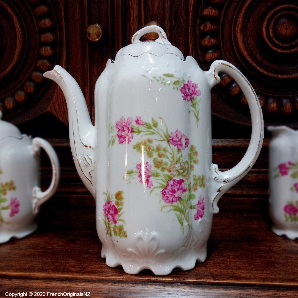 French Porcelain Cafe Jug NZ