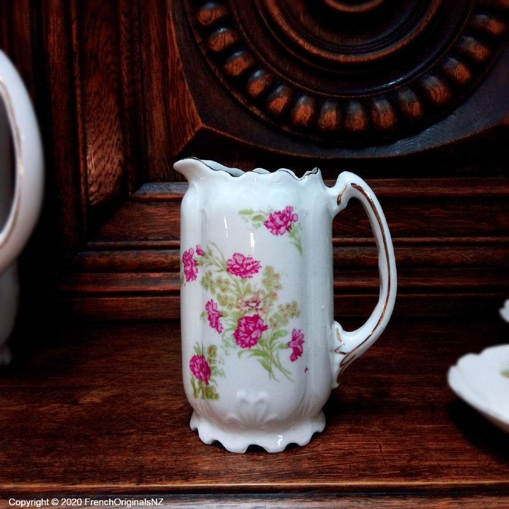French Porcelain Milk Jug NZ