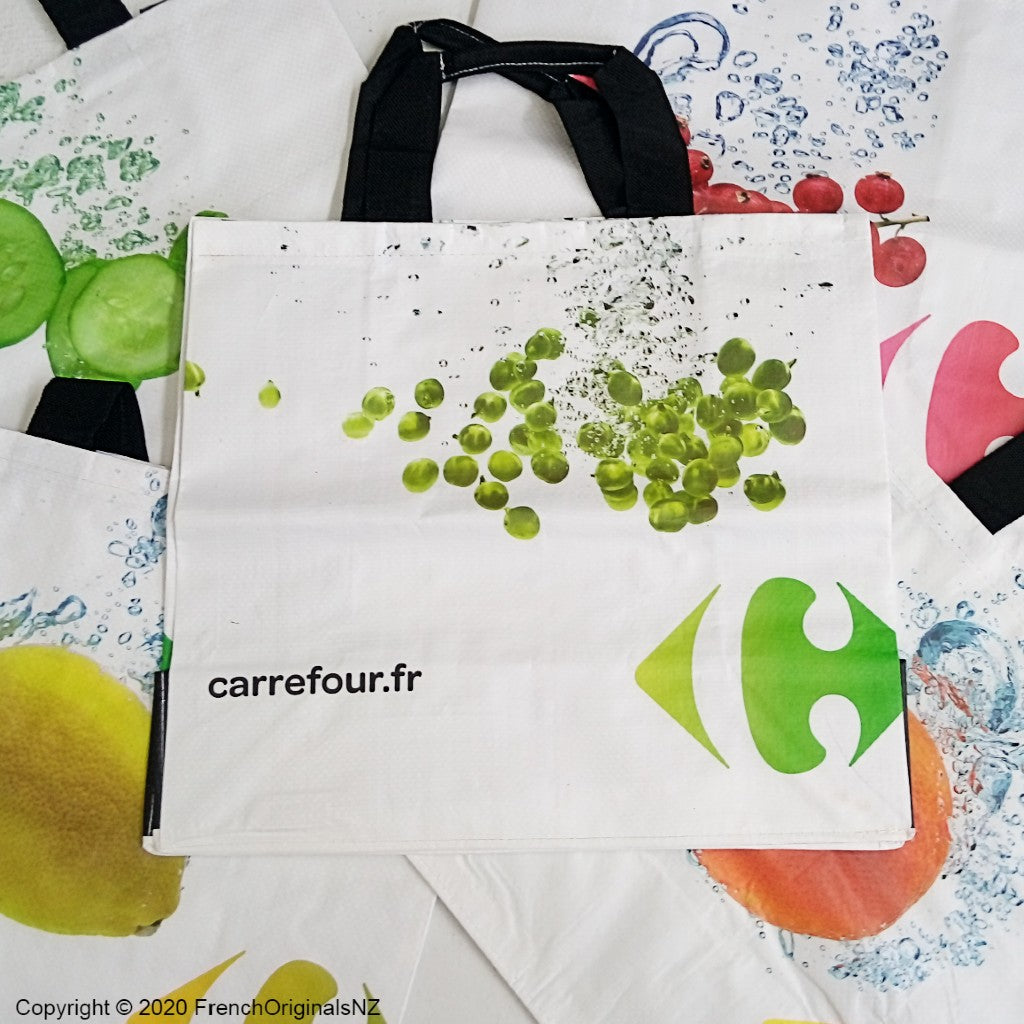 French bag pea design