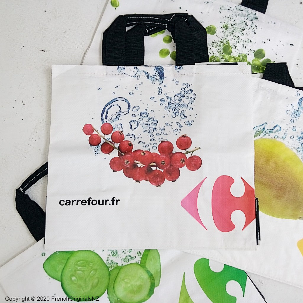 French bag redcurrent design