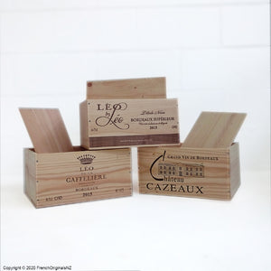 French Wine Boxes NZ