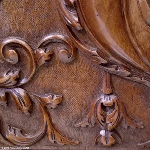 French Antique Furniture carving NZ