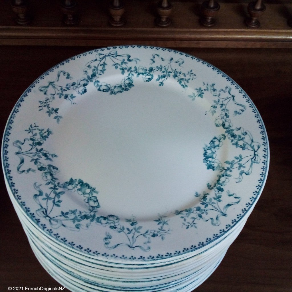 French Pattern Plates NZ