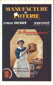 La Bourguignonne Advertisement