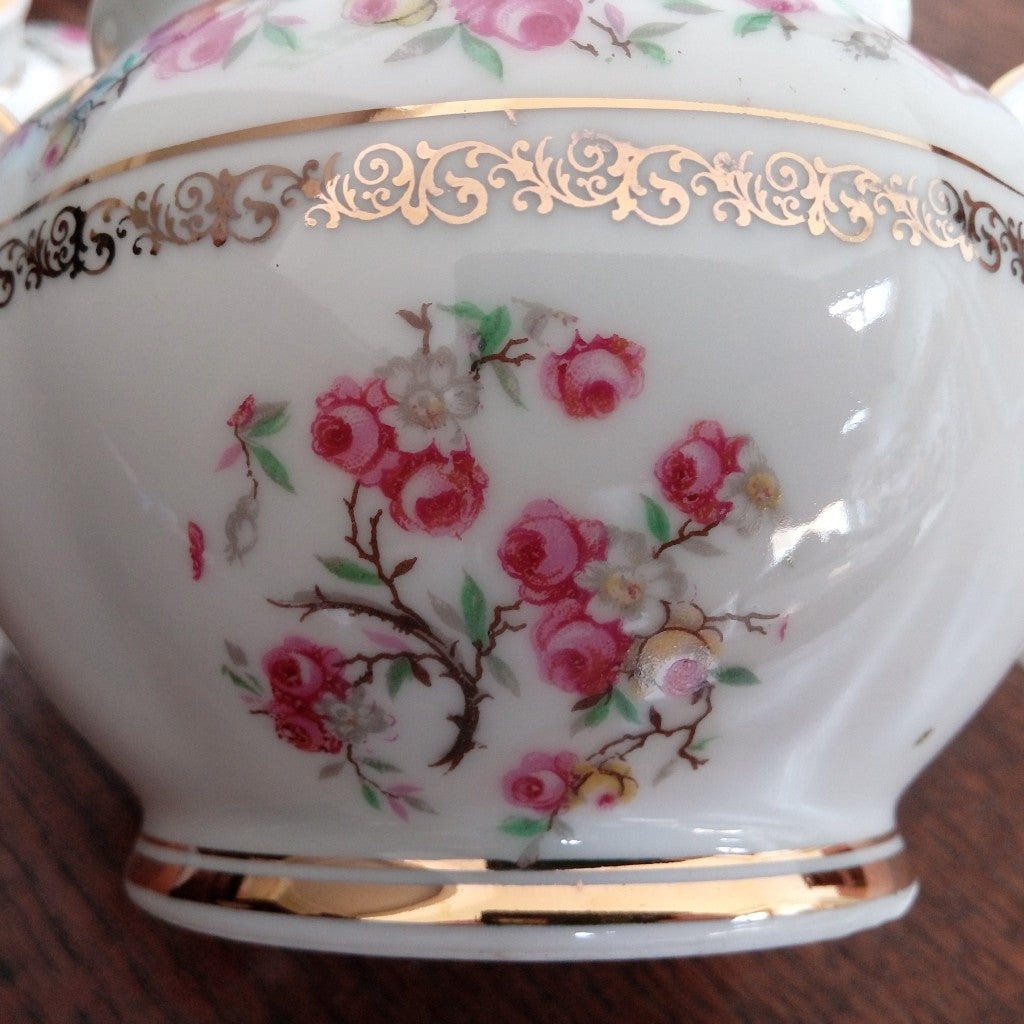 Limoges Chinoiserie pattern NZ