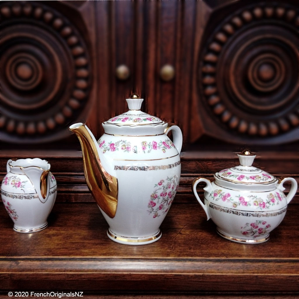 Limoges Porcelain Set NZ