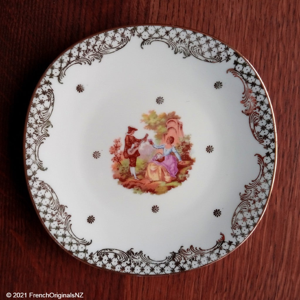 Limoges Raynaud Porcelain Plates NZ