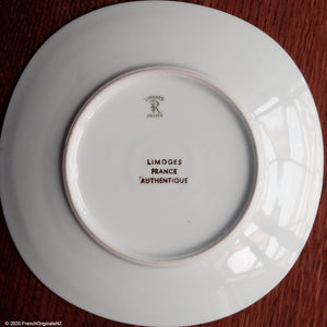 Raynaud Limoges Porcelain Makers Mark NZ