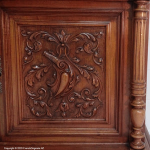 French Antique Sideboard door NZ