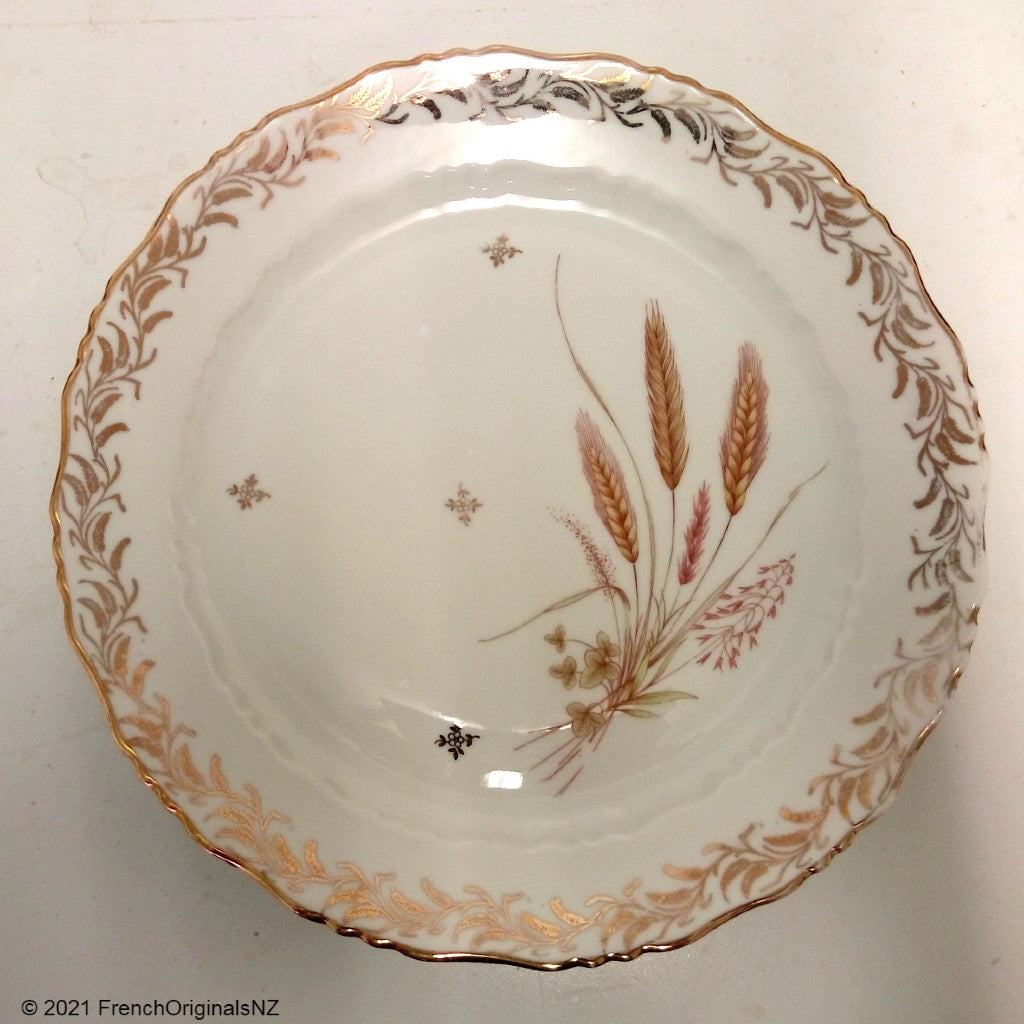 Vintage French Chadelaud Imperial Porcelain