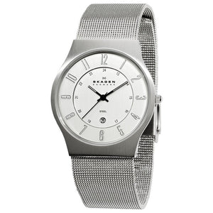 Skagen - Gents Slimline Mesh Watch