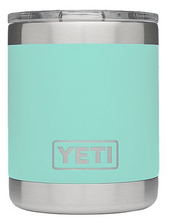 Load image into Gallery viewer, YETI Rambler 10 oz Lowball with Lid