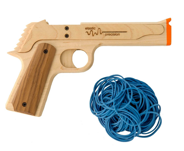 1911 Model Rubber Band Toy Gun