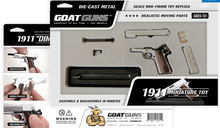 Load image into Gallery viewer, Goatguns Mini 1911 SILVER - Die Cast Model Toy
