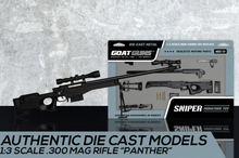Load image into Gallery viewer, Goatguns Mini Sniper Rifle BLACK - Die Cast Model Toy