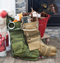 Load image into Gallery viewer, Tactical Christmas Stocking Camouflage