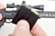 Load image into Gallery viewer, Goatguns Mini .50 Cal BLACK - Die Cast Model Toy