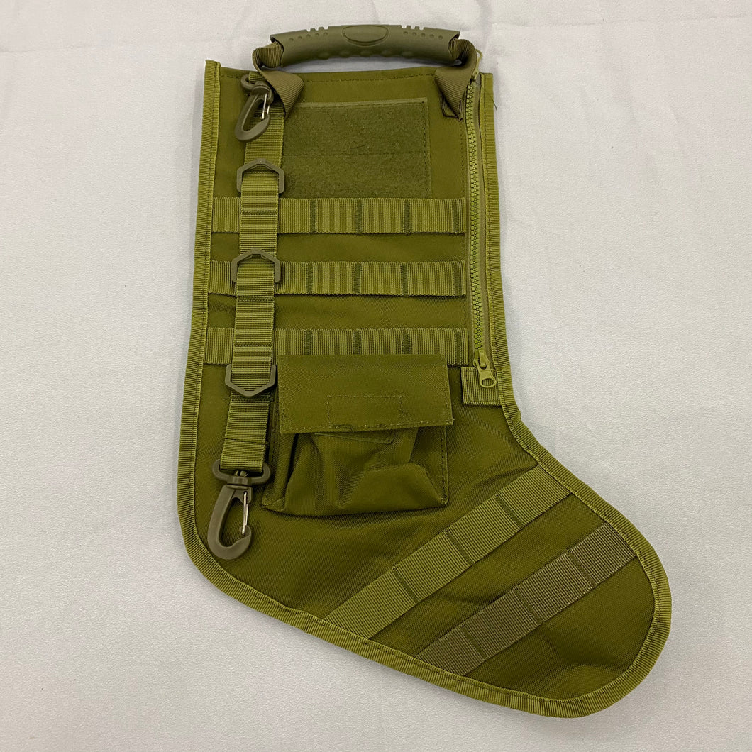 Tactical Christmas Stocking Olive Drab