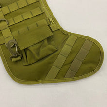 Load image into Gallery viewer, Tactical Christmas Stocking Olive Drab