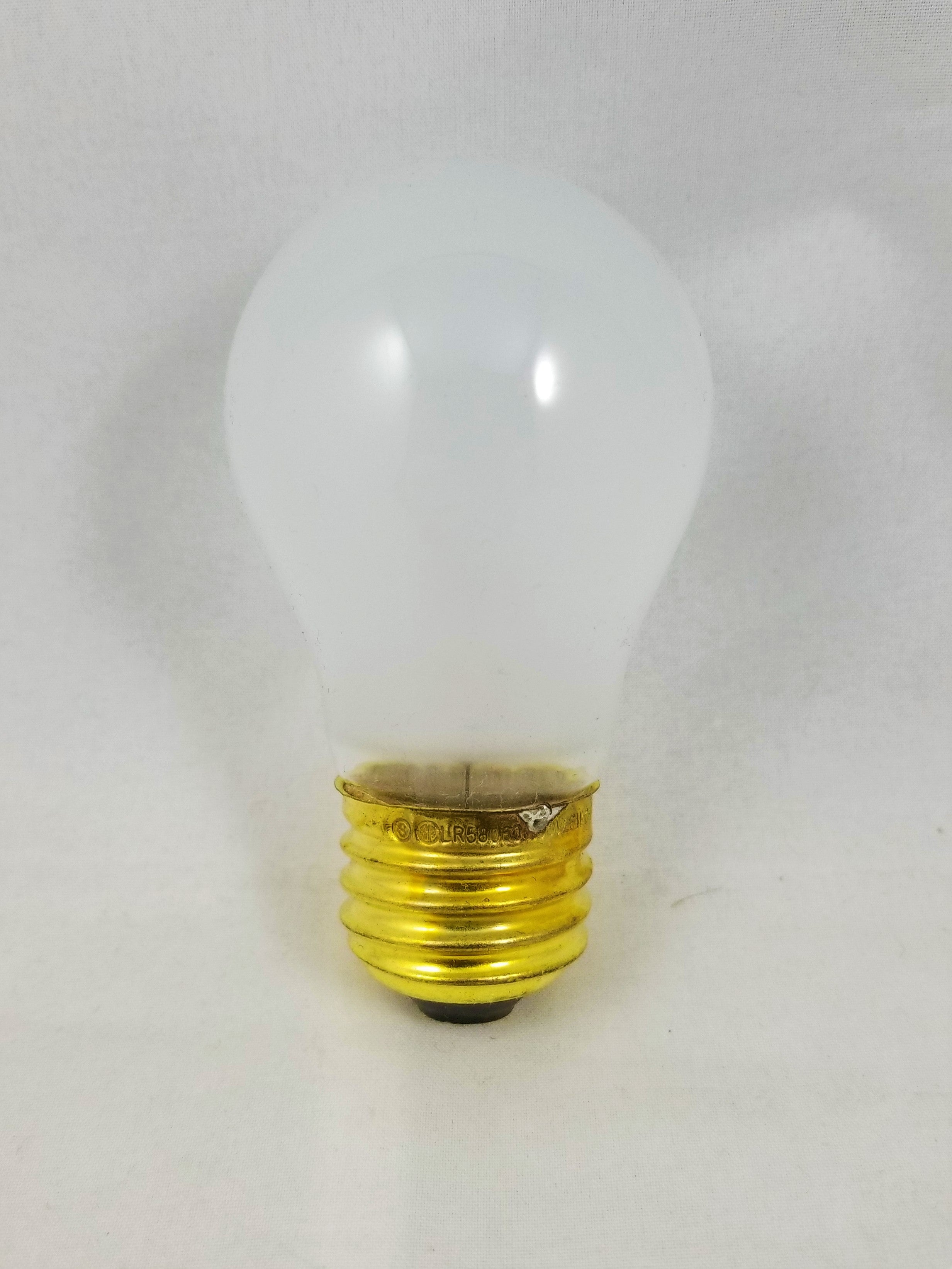 25W Medium Base Frosted Appliance Bulb 130 VOLT