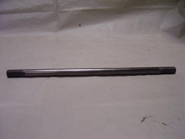 "7"" Unf. Steel Pipe - Threaded 1/8"" IPS - each end 1"