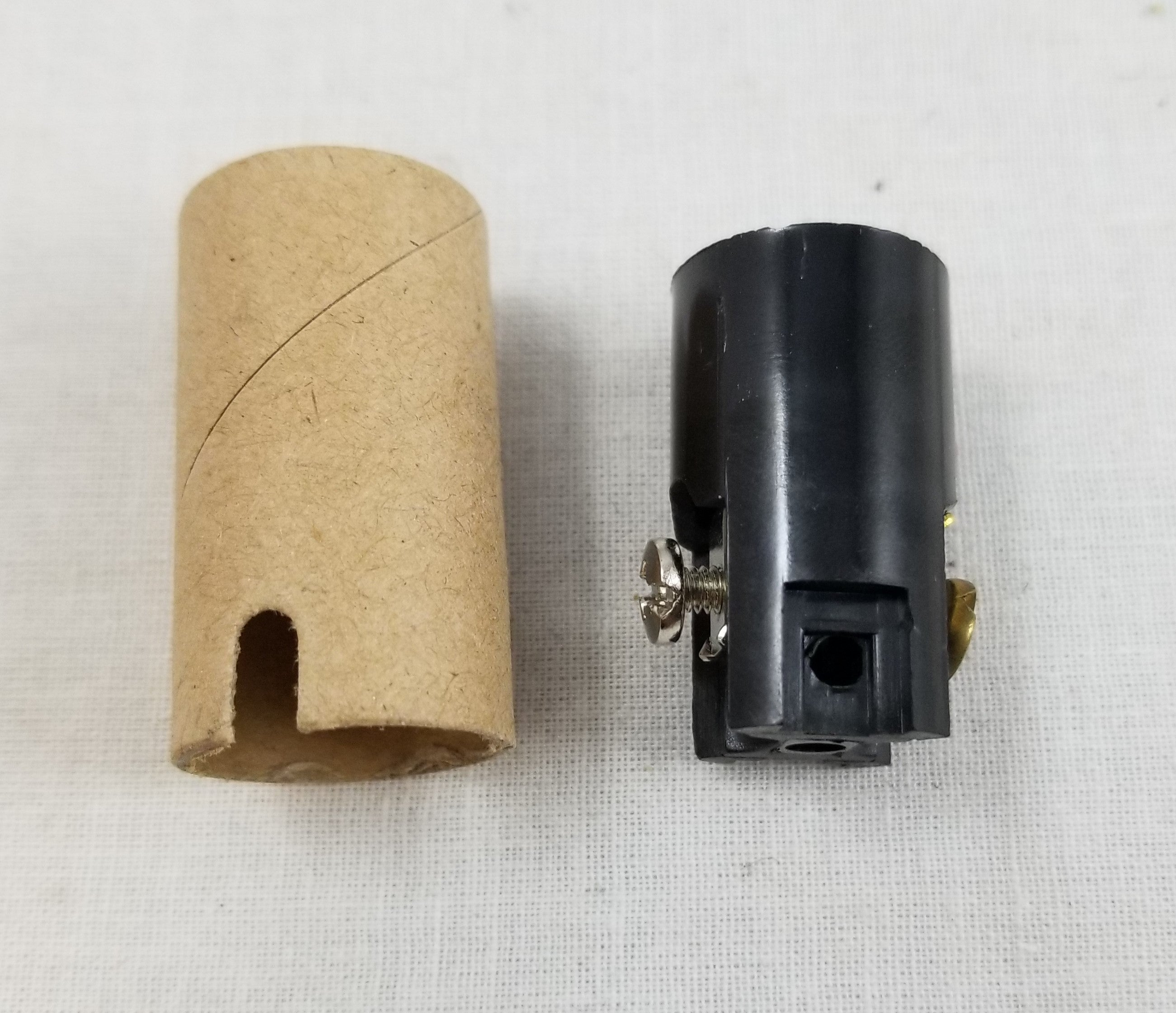 "1-1/4"" Candelabra Base Socket - No Bracket"