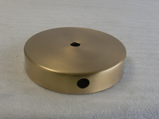 "4-1/2"" Brass Simple Round Base"