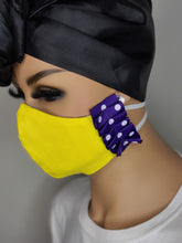 Load image into Gallery viewer, Lemon 'n Grapes Face Mask