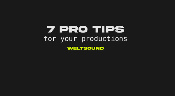 7 Pro-Tips for your productions