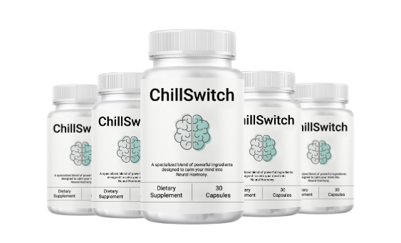 ChillSwitch | 6 Bottles