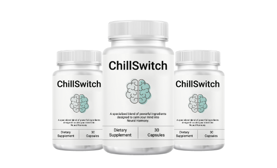 ChillSwitch | 3 Bottles