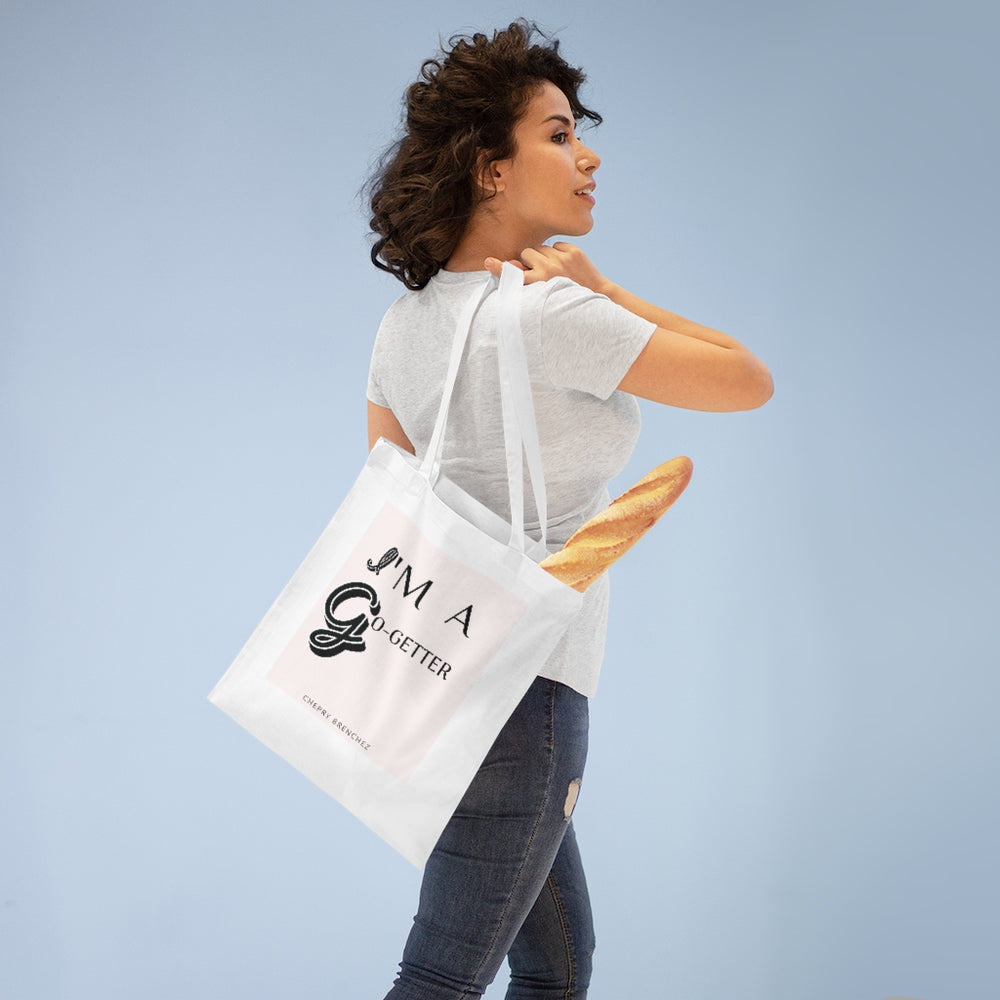 GO-GETTER TOTE BAG