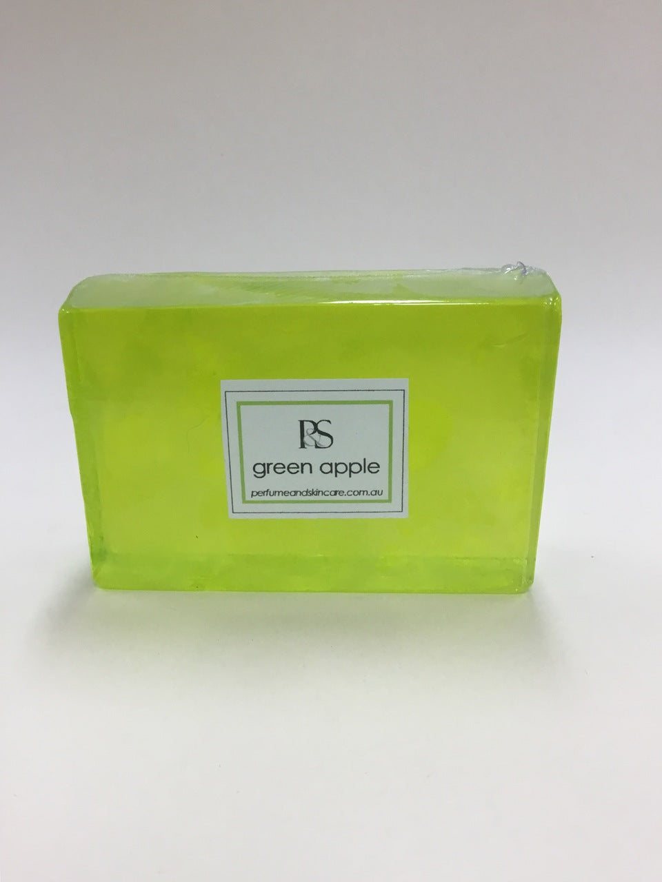 Green Apple Small Soap