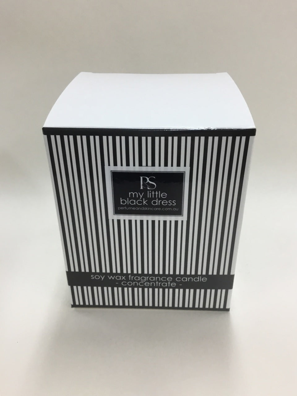 My Little Black Dress Pure Soy Wax Candle - 200 gm