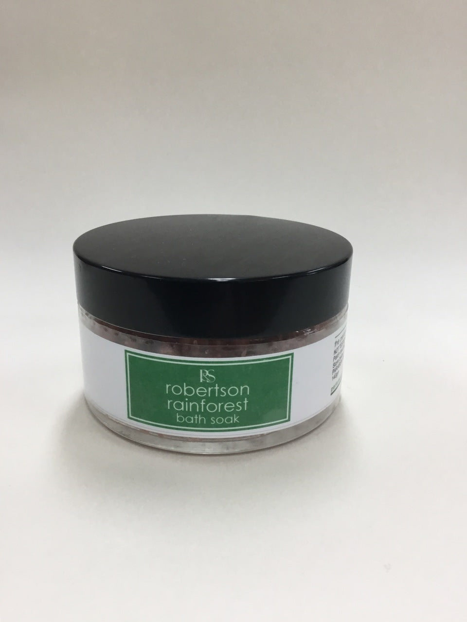 Robertson Rainforest ... Bath Soak