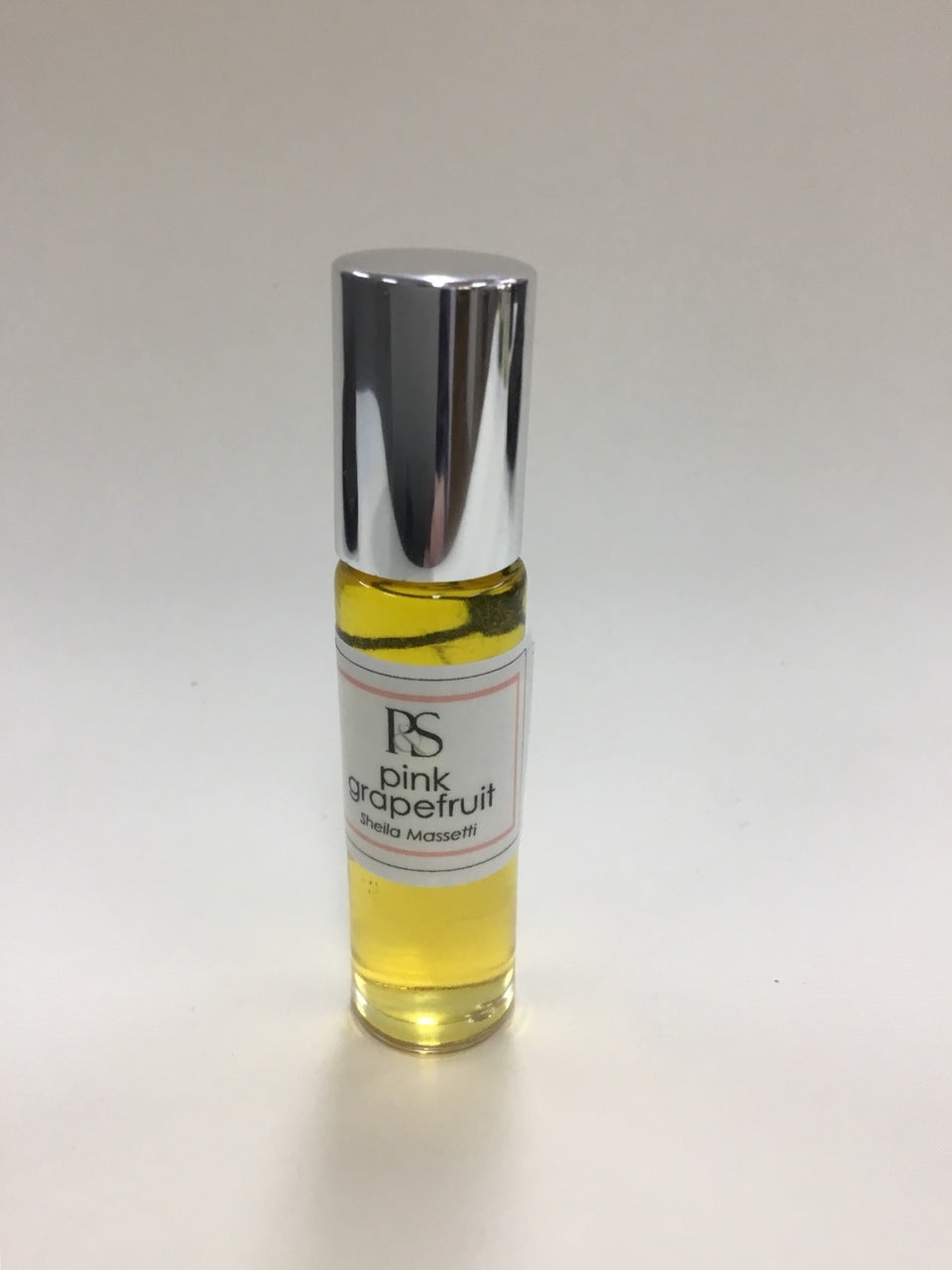 Pink Grapefruit Perfume Roll On - 10 ml