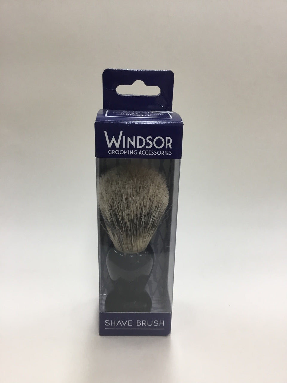 Mens Shaving Brush - Pure Boar - Made in Taiwan
