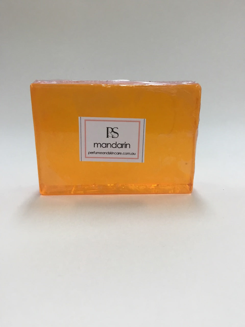 Mandarin small soap