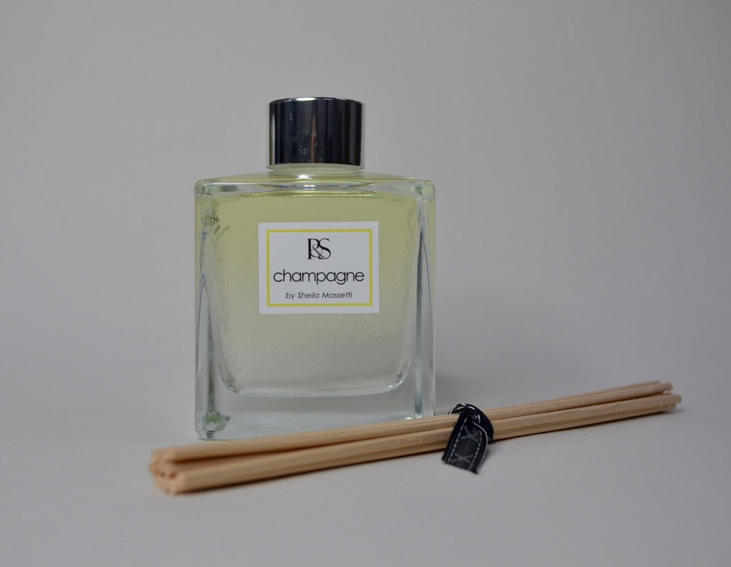 Champagne Reed Diffuser - 150ml