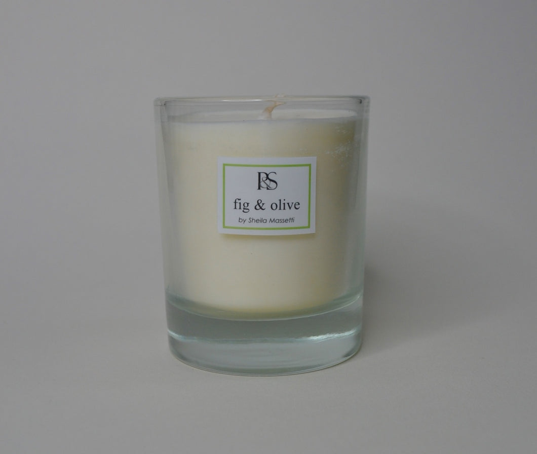 Fig & Olive Soy Wax Candle