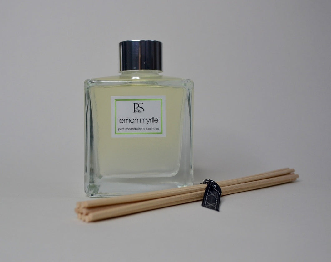 Lemon Myrtle Reed Diffuser - 150ml