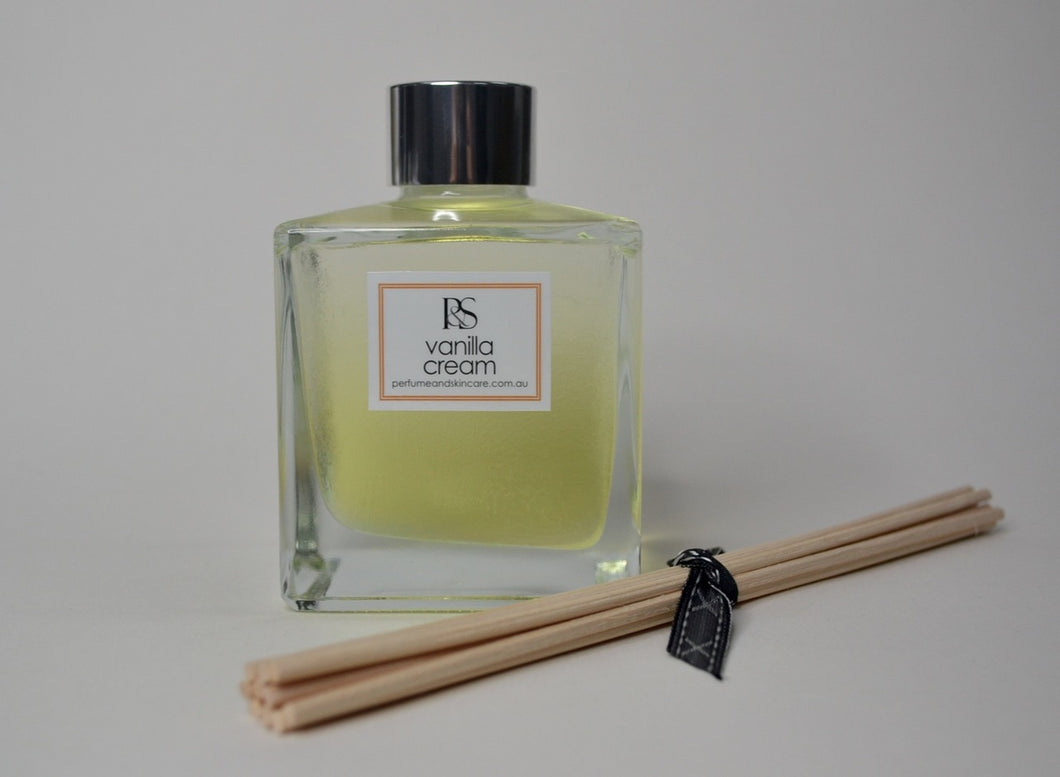 Vanilla Cream Reed Diffuser - 150ml