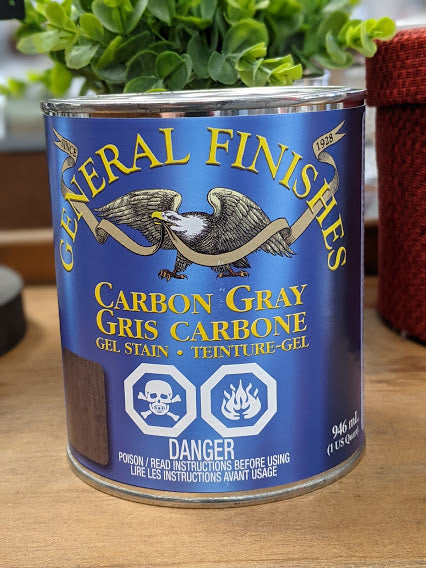 Carbon Gray Gel Stain 32oz