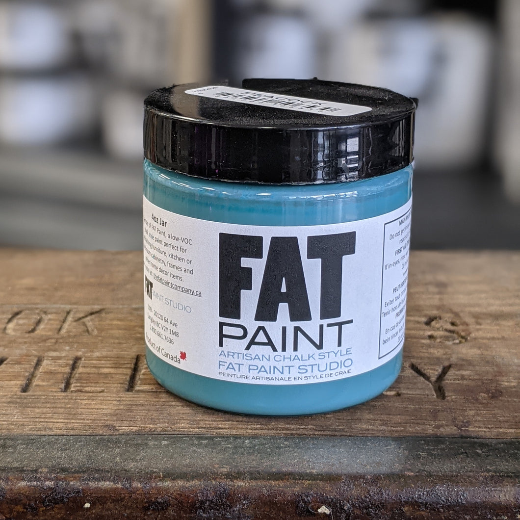 Peacock FAT Paint